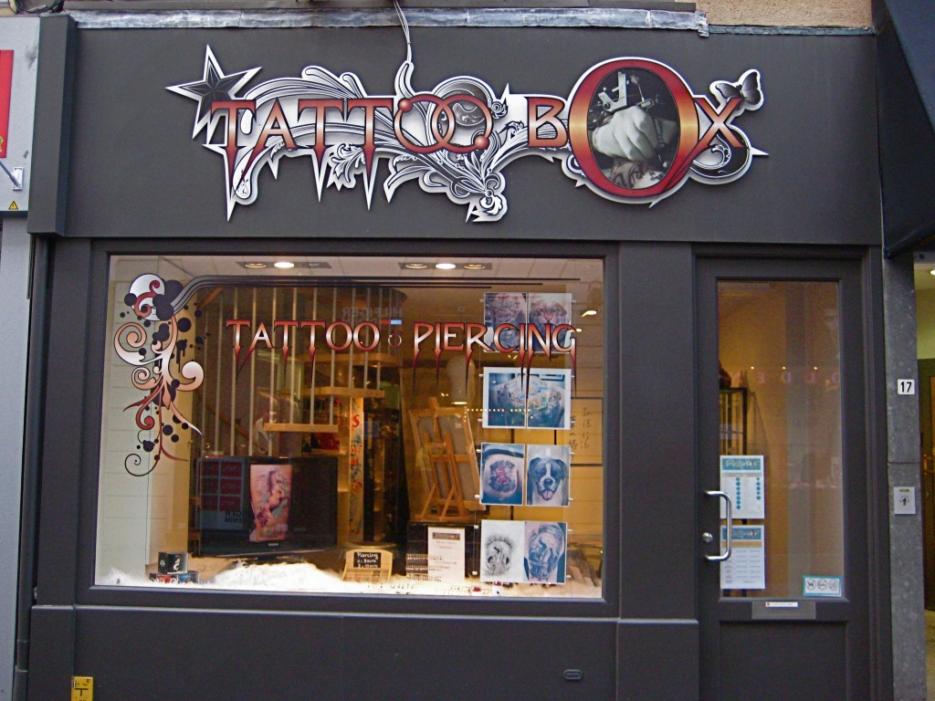 tattoo shop online