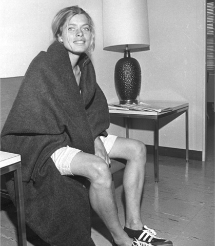 Bobbi Gibb became the first woman to complete the Boston Marathon in 1966