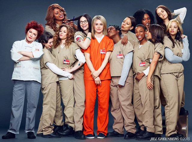 """Orange Is The New Black"" promotional photo"