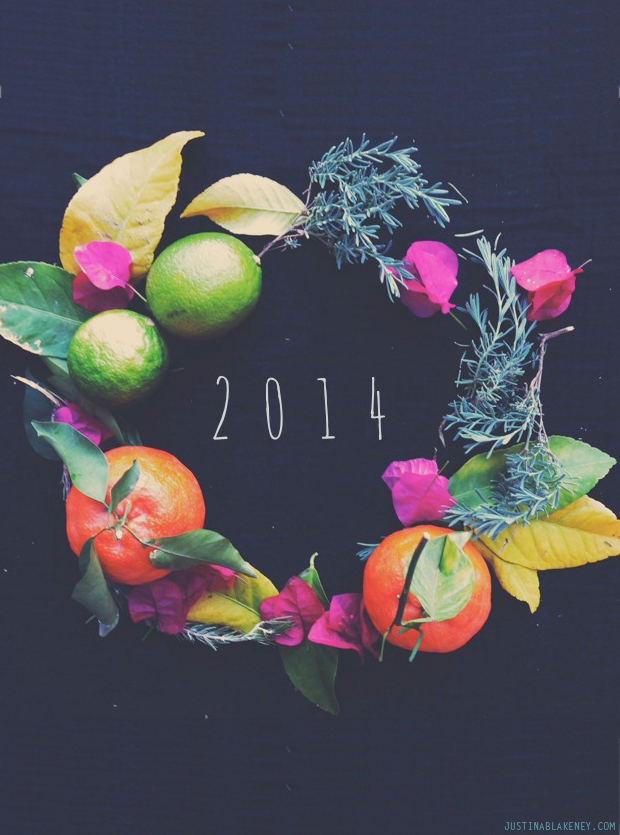 Wishing everyone a fruitful new year!